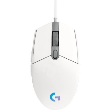 Logitech G203 Fehér Lightsync