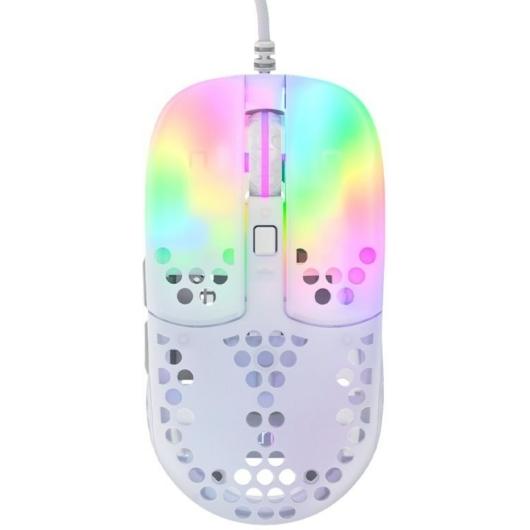 Xtrfy MZ1 Transparent White