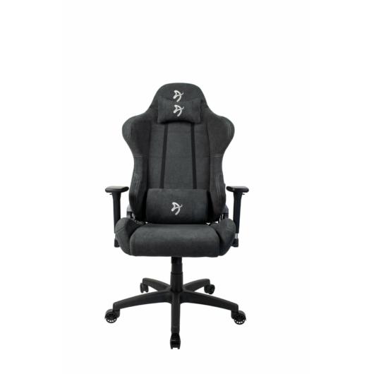 Arozzi Torretta Fabric Gamer szék  - Sötét szürke
