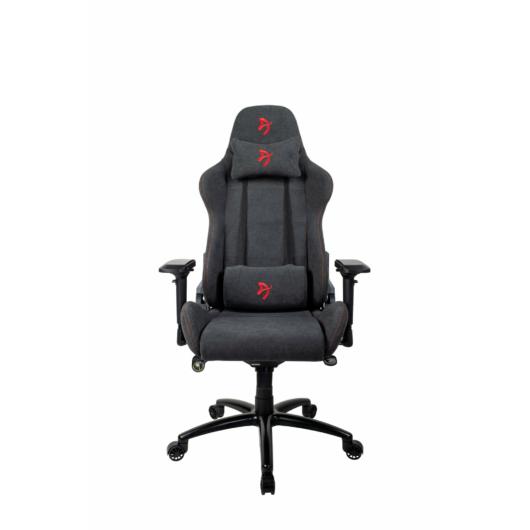 Arozzi Verona Signature Fabric Gamer szék  - Piros