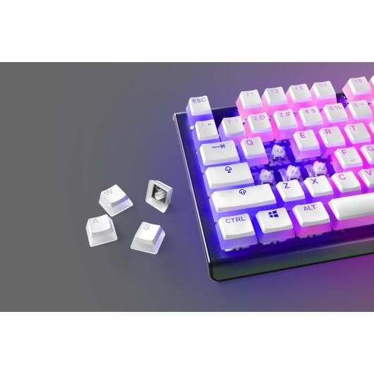 Steelseries PrismCAPS - Fehér