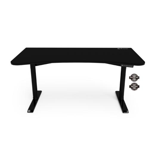 Arozzi Arena Moto gamer asztal Fekete