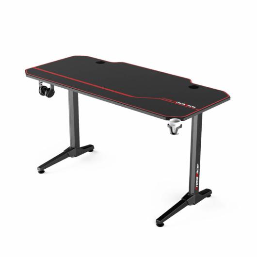 ArenaRacer Gamer Fekete-Piros asztal