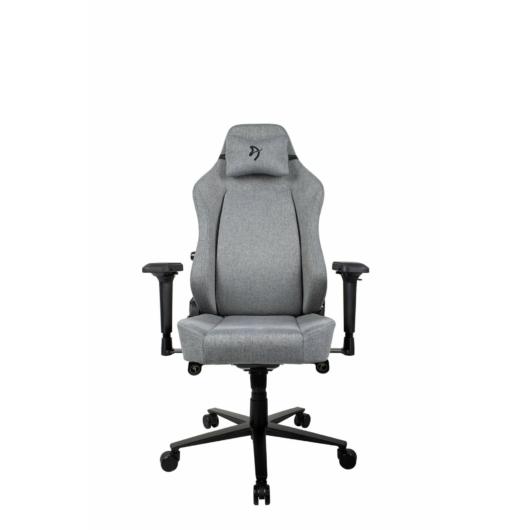 Arozzi Primo Gamer szék  szövet szürke