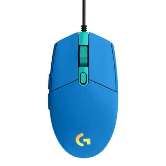 Logitech G203 Kék Lightsync
