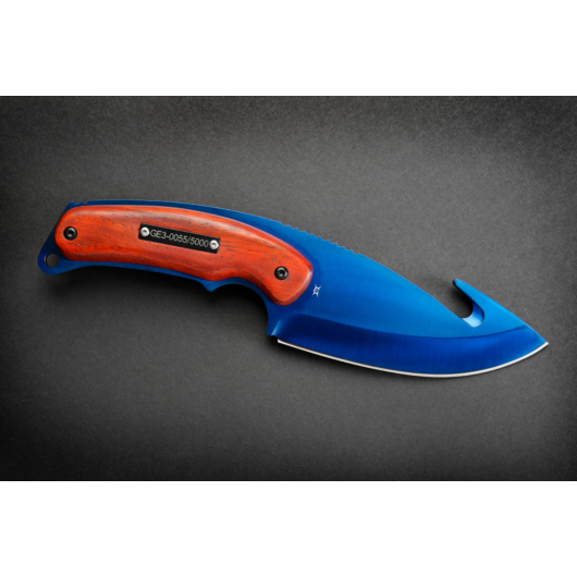 Gut Knife Blue Steel