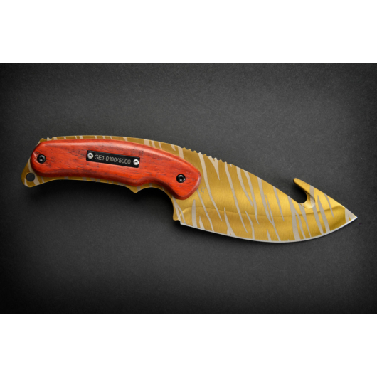 Gut Knife Tiger Tooth
