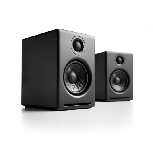 Audioengine A2+ Fekete