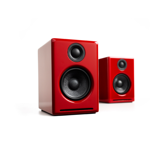 Audioengine A2+ Piros