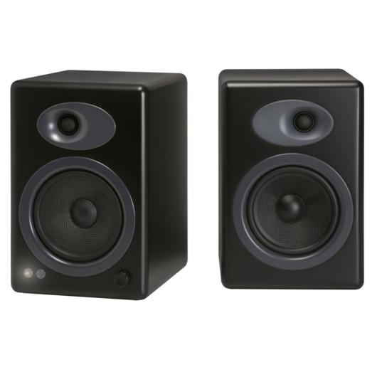 Audioengine A5+ Fekete
