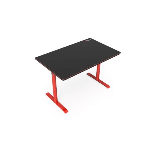 Arozzi Arena Leggero Gamer asztal  Piros