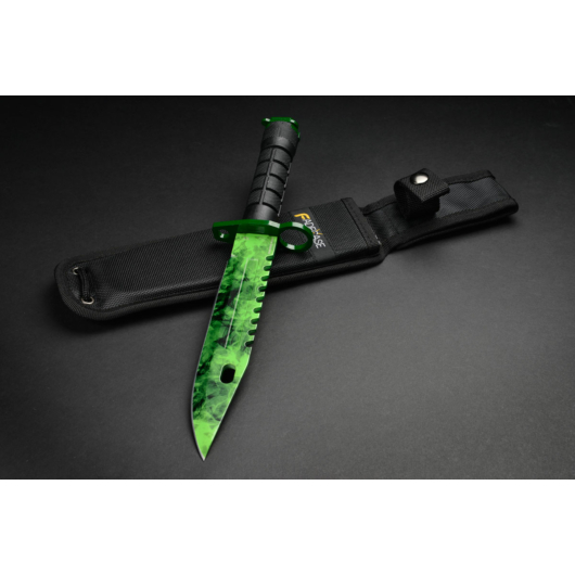 M9 Bayonet Doppler Emerald