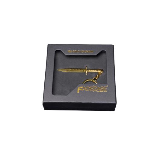 Fadecase Keychain M9 Bayonet