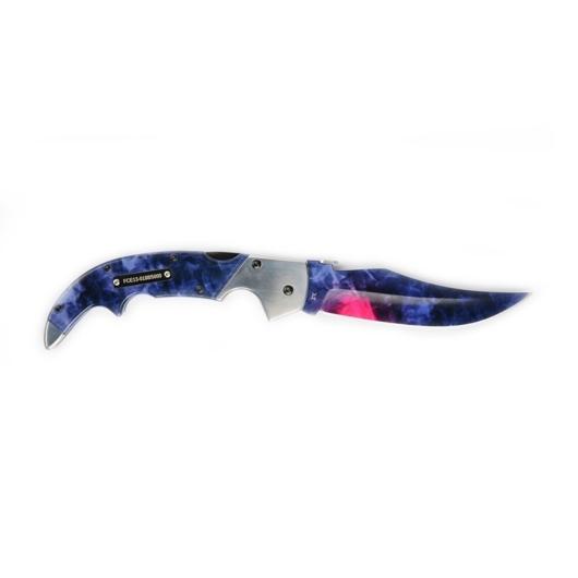 Falchion Knife Black Pearl