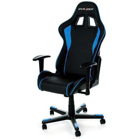 DXRacer Formula kék/fekete