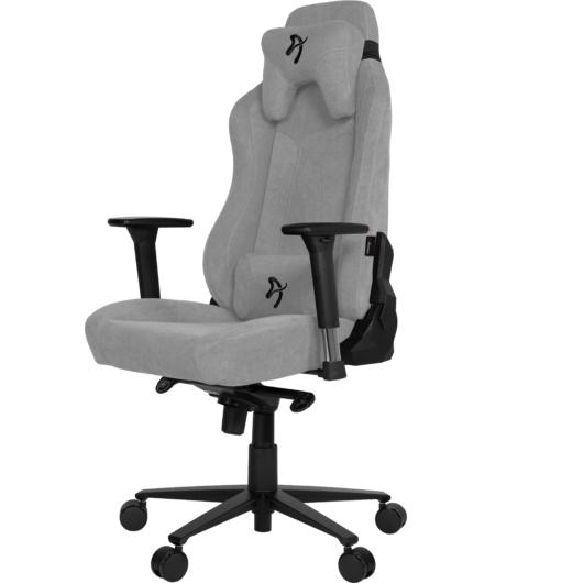 Arozzi Vernazza Gamer szék  Soft Világos Szürke