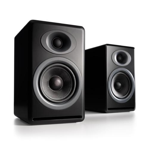 Audioengine P4 Fekete
