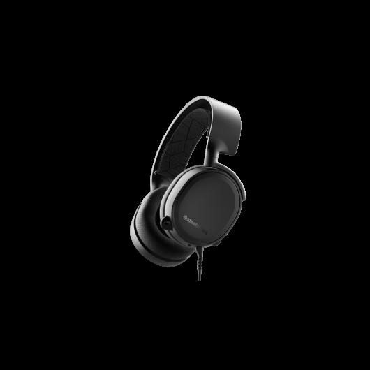 SteelSeries Arctis 3 Fekete 2019 Edition