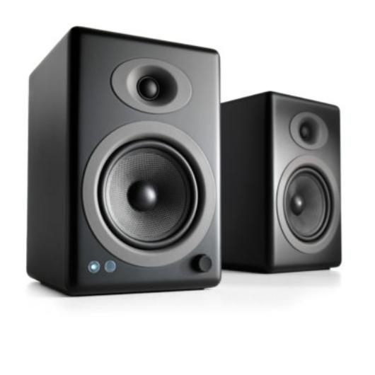 Audioengine A5+ Wireless Fekete