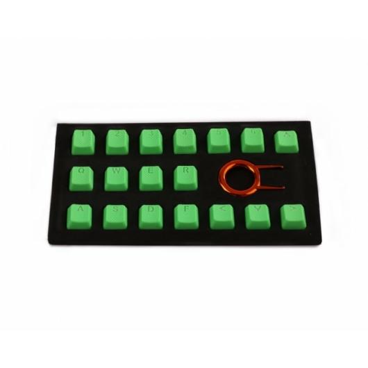 Tai-Hao 18-Key - Neon Zöld