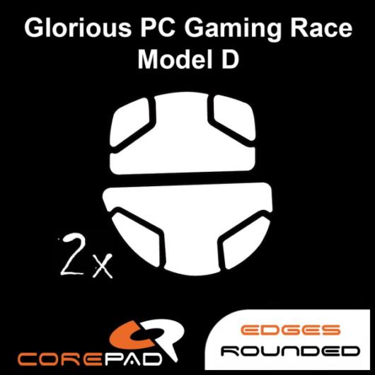 Corepad Skatez for Glorious Model D